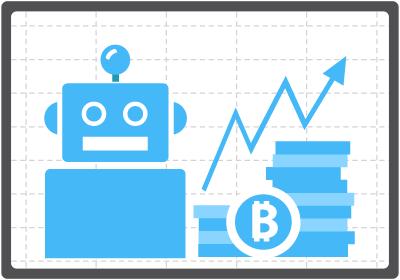 bitcoin del trading quadrato